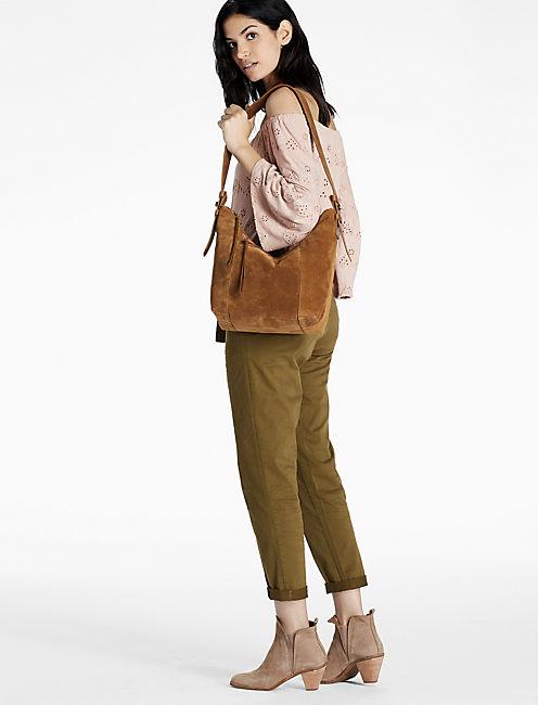 Lucky Rose Hobo Bag