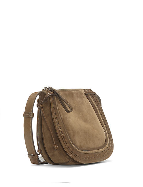 WESTON SHOULDER BAG, IVY GREEN