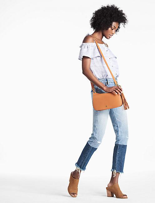 Lucky Zoe Crossbody Bag