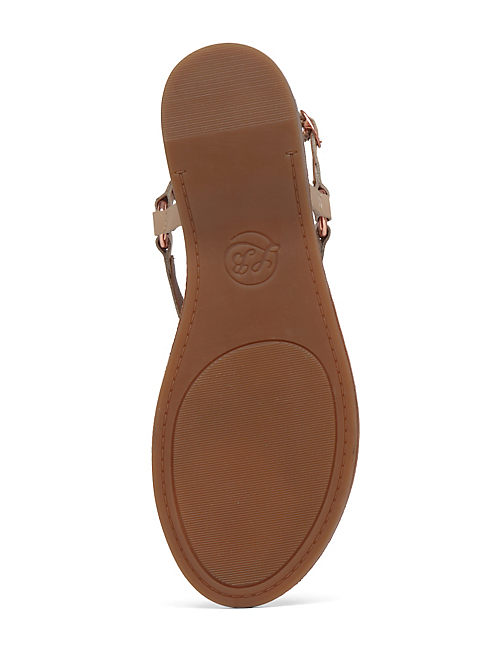 ABELL SANDAL, LIGHT BROWN