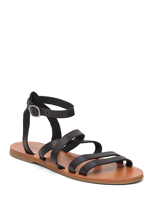 ADDIE SANDAL, BLACK