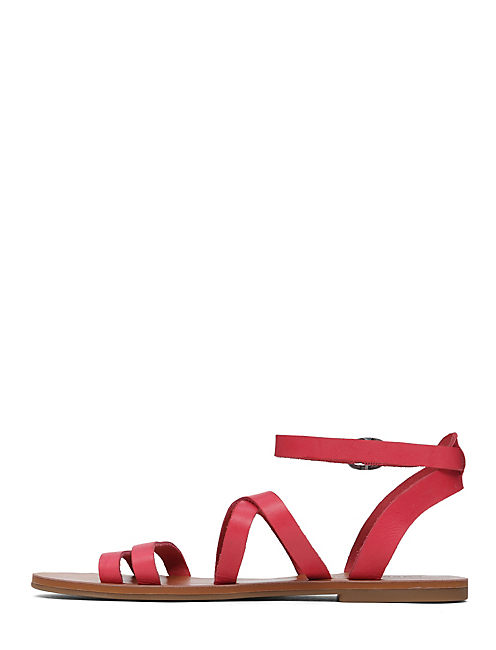 ADDIE SANDAL, DARK PINK