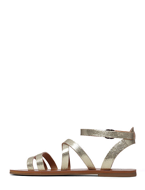 ADDIE SANDAL, GOLD