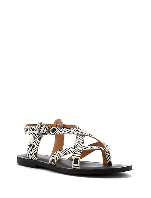 ADINIS SANDAL, FEATHER