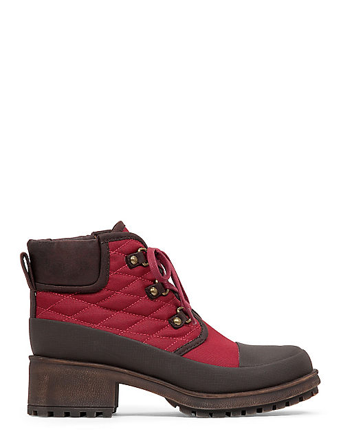 Lucky Akonn Quilted Bootie