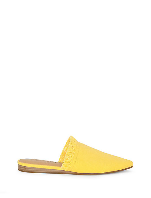 BAPSEE SLIDE, LIGHT YELLOW
