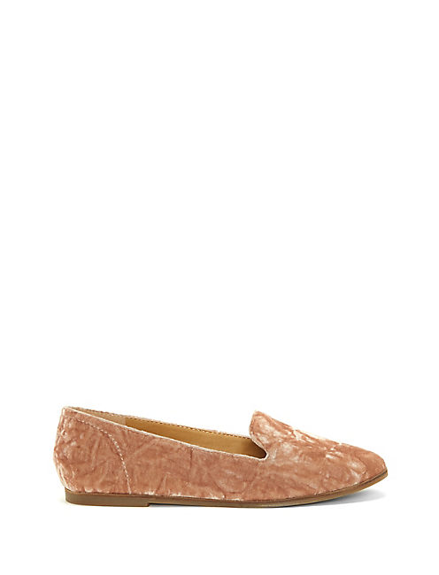 CARLYN FLAT, ANTIQUE BLUSH