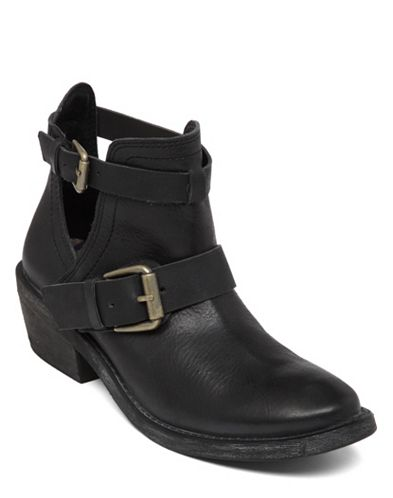 CHAVES OPEN BUCKLE BOOTIE