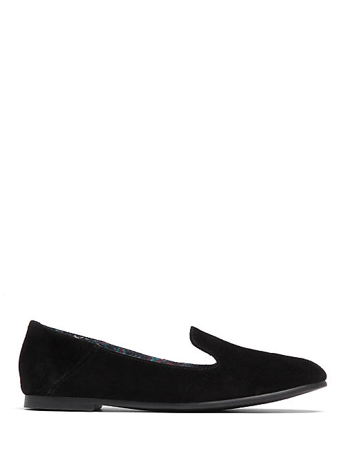 DANNAH SMOKING FLATS, BLACK