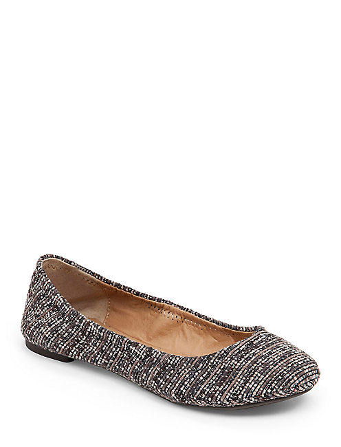 EMMIE FLATS, MEDIUM DARK BEIGE