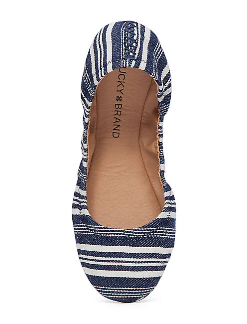 EMMIE FLATS, DARK BLUE