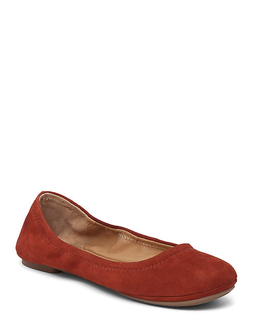 EMMIE FLATS, BIKING RED