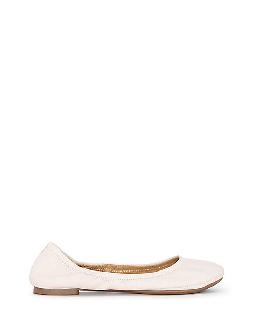 EMMIE FLATS, LIGHT PINK