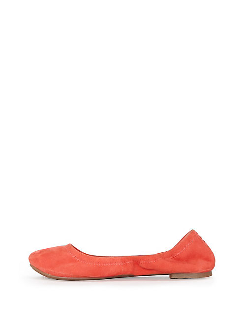 EMMIE FLATS, BRIGHT ORANGE
