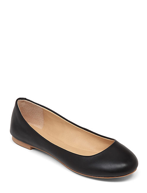 ENTAILL FLAT, BLACK