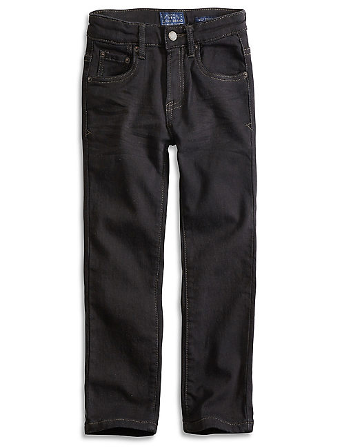 LUCKY BILLY FIT JEAN, BLACK