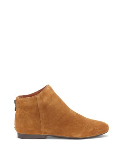 Lucky Gaines Flat Bootie