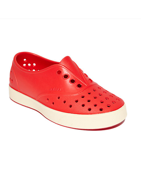 NATIVE MILLER SHOE, BRIGHT RED