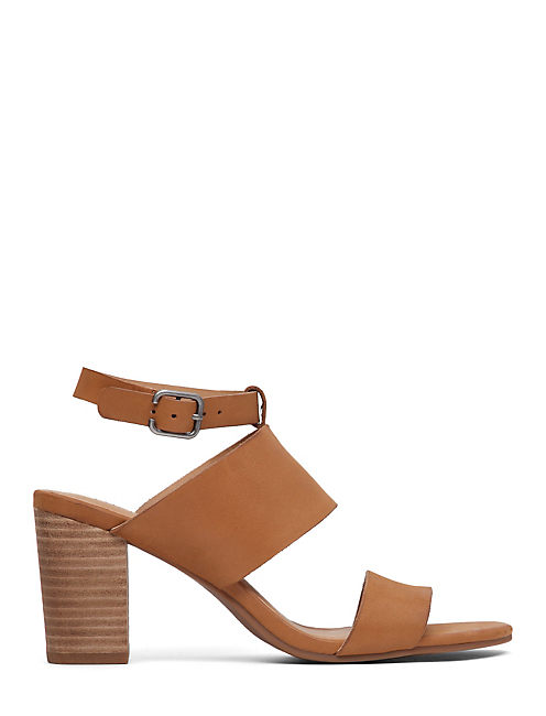 JODALEE HEEL, LIGHT BROWN