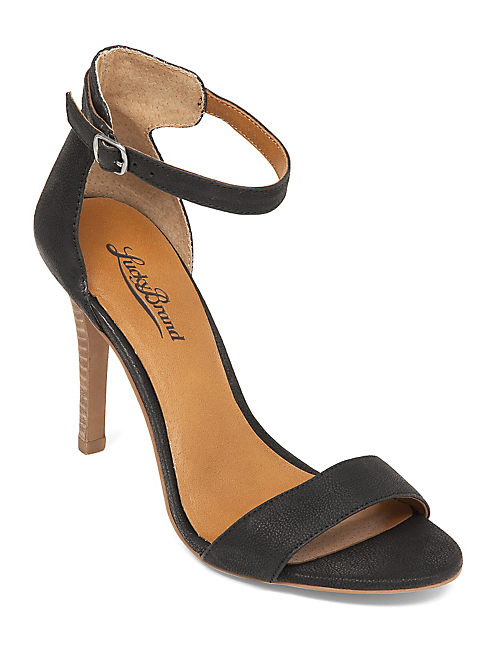 JULIETT HEEL, BLACK