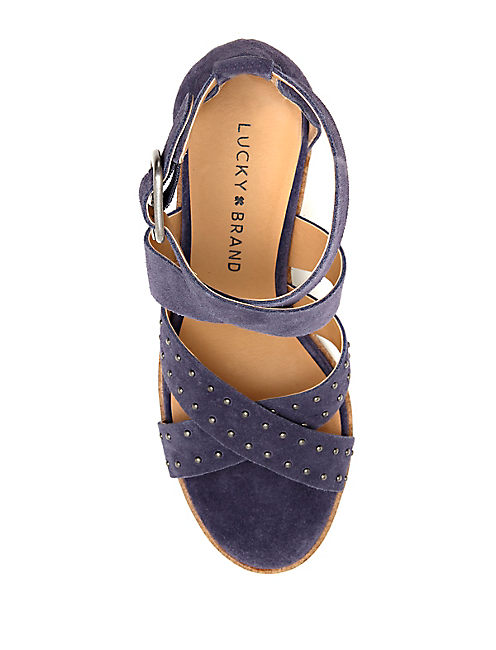 KESEY HEEL, OPEN BLUE/TURQUOISE