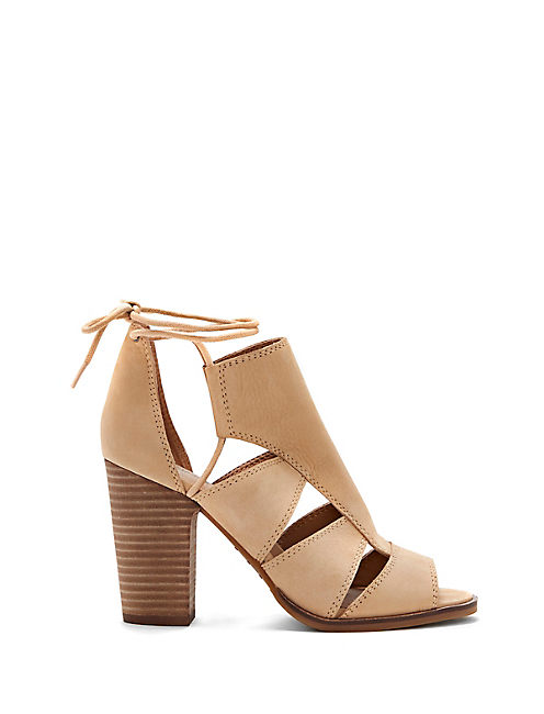LANITA HEEL, MEDIUM LIGHT BEIGE
