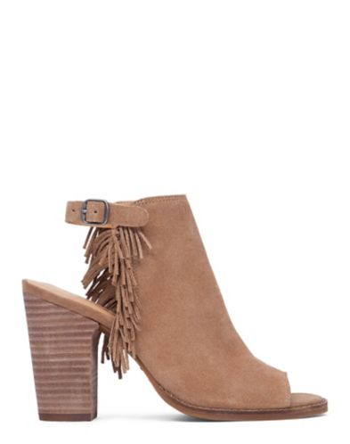 LUCKY LANTAU FRINGE WEDGE