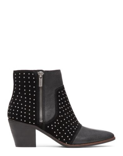 LUCKY LEEIR STUDDED BOOTIE