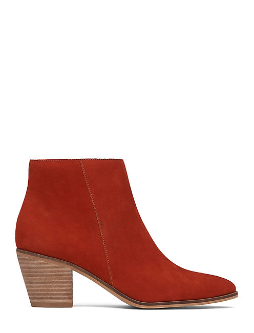LINNEA BOOTIE, BIKING RED