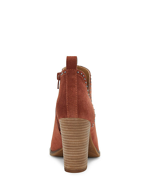 LOTISHA HEEL, RED OAK
