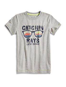 CATCHIN RAYS TEE