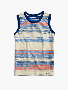USA STRIPED TANK