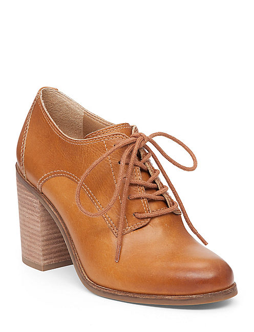 Womens Oxford Shoes Low Heel