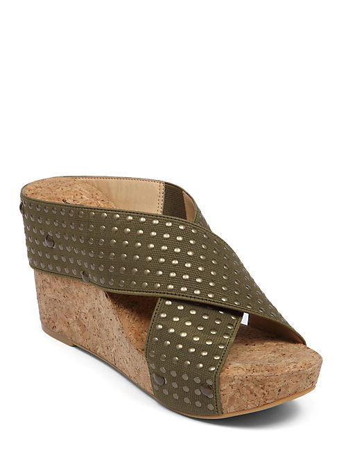 MILLER WEDGES, OPEN GREEN