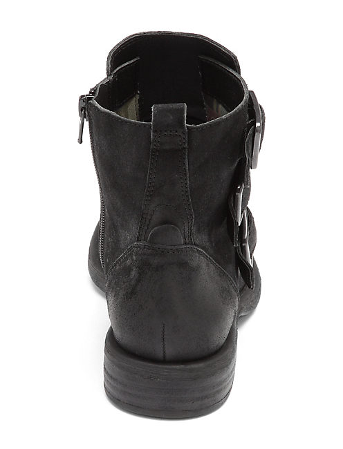 NALAH BOOTIES, BLACK