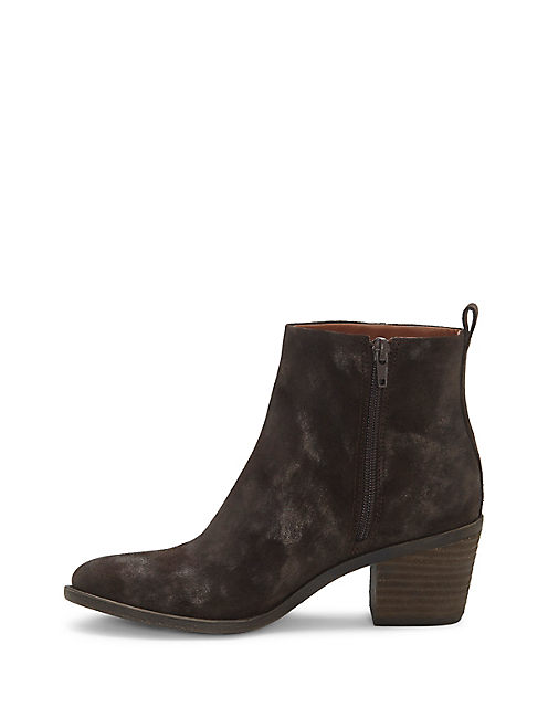 NATANIA BOOTIE, DARK BROWN