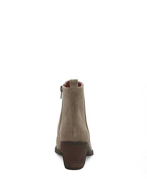 NATANIA BOOTIE, LIGHT BROWN