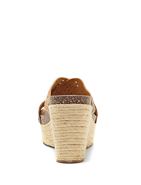 NEEKA PERFORATED WEDGE,