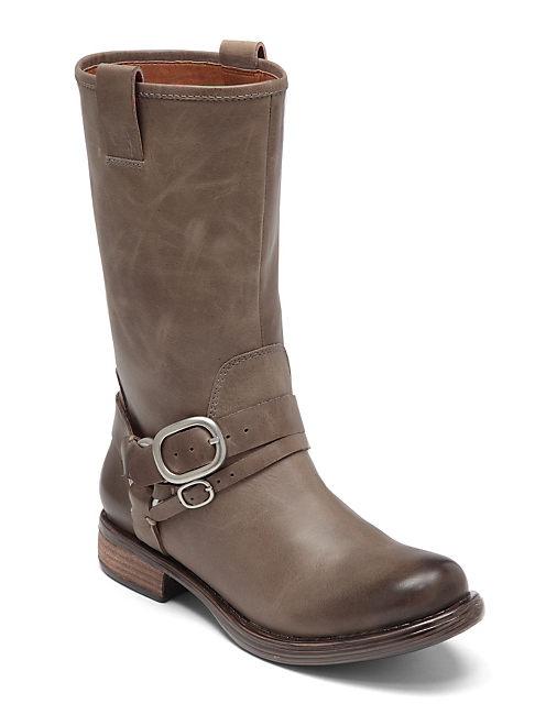 NOVAH BOOTS, LIGHT BROWN