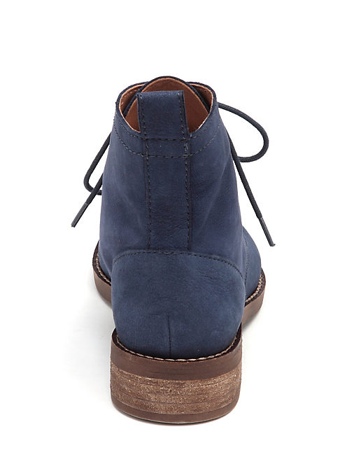 NORWOOD BOOTIES, OPEN BLUE/TURQUOISE