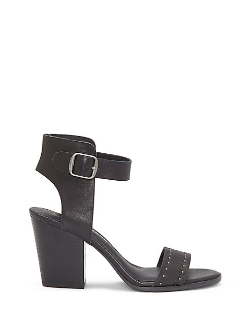 OAKES HEEL, BLACK