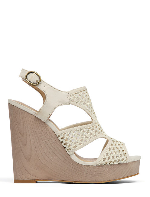 REMYY WOVEN WEDGE,