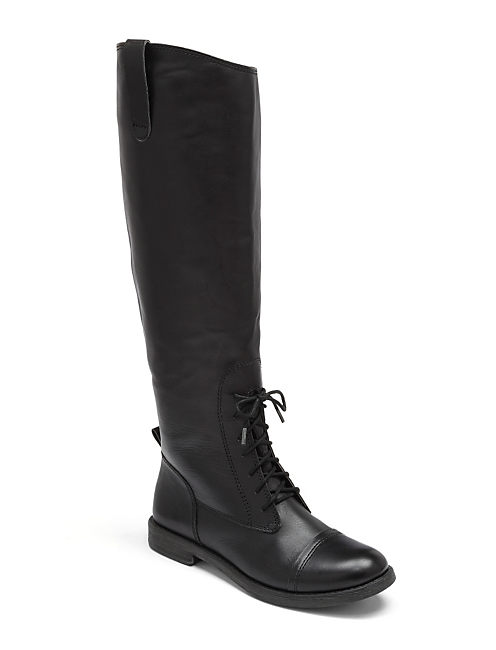 RIA LACE UP BOOTS, OXFORD