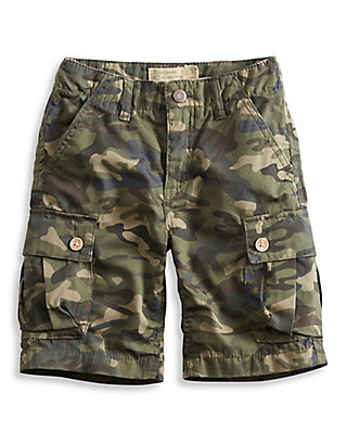 LUCKY QUALITY CARGO SHORT