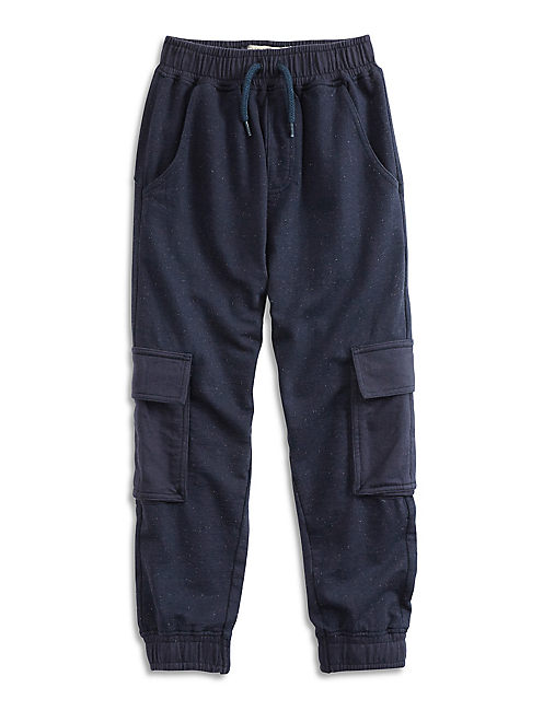 RELAX JOGGER, OPEN BLUE/TURQUOISE