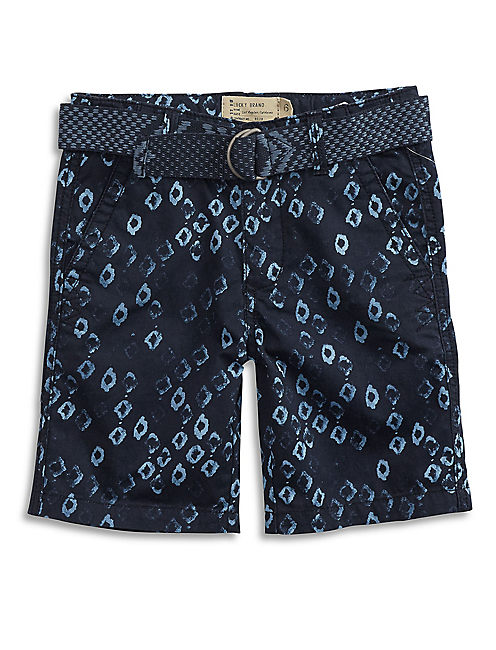SHAPED PATTERN SHORT,