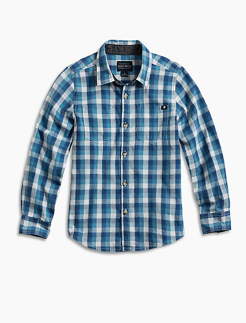 HIGH TIDE WOVEN SHIRT,