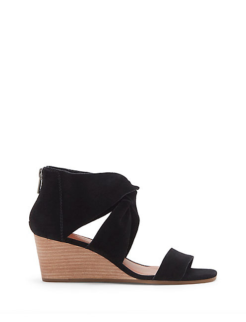 Lucky Tammanee Suede Wedge