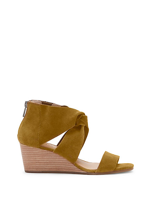 TAMMANEE SUEDE WEDGE,