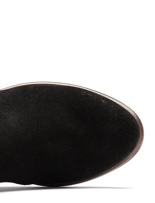 TERRA WESTERN BOOTIES, BLACK
